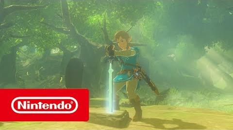 The Legend of Zelda Breath of the Wild - Tráiler del DLC (Nintendo Switch)