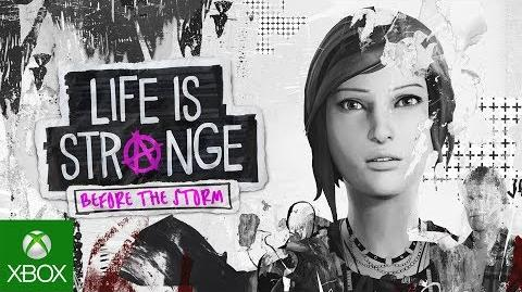 Life is Strange Before the Storm - 4K Announce Trailer