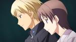 Yui and Yoshiki TS 1