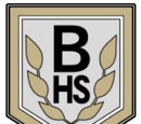 Byakudan Senior High School