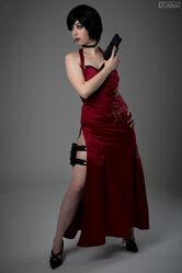 Monika Lee - Ada Wong