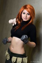 Sarah Fong - Kim Possible