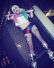 Nekos Fang - Harley Quinn