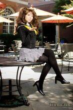Sarah Fong - Rise - Persona 4
