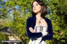 Meg Turney - Elizabeth