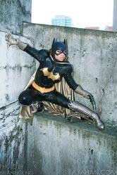 YayaHan-Batgirl