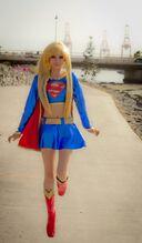 Karen Kasumi - Supergirl