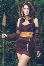 Jennifer Ann - Ewok