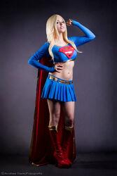 Nadyasonika - Supergirl