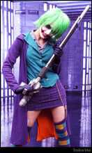 Angela Bermudez - The Joker