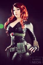 DeAnna Davis - Black Widow