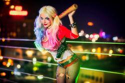 Luna Lanie - Harley Quinn