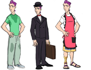 Archie's Outfits II