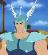 Mythic Warriors - Hermes