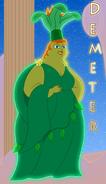 Disney's Hercules - Demeter