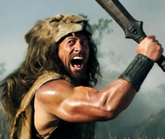 Hercules - Dwayne Johnson