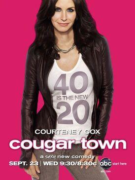 Cougar Town Season 1 Poster