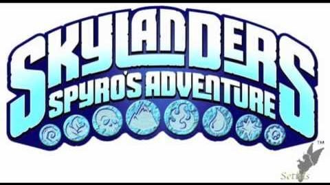 Skylanders Spyro's Adventure Soundtrack-Main Area 1