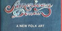 American Denim - A New Folk Art