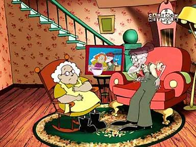 Courage the Cowardly Dog 1022 - Dr. LeQuack Amnesia Specialist