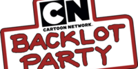 Cartoon Network: Backlot Party