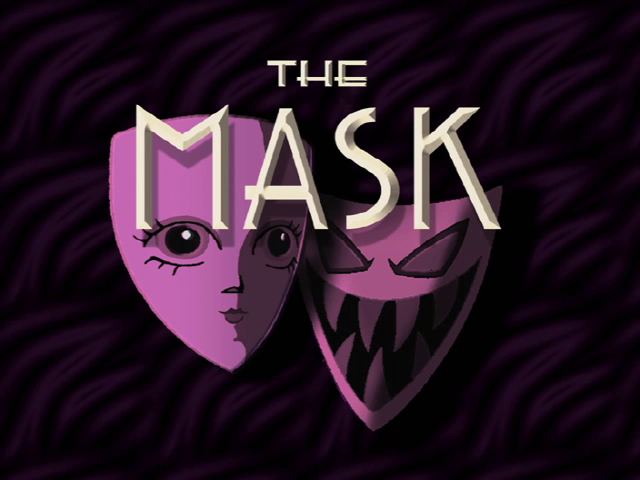 The Mask | Courage the...