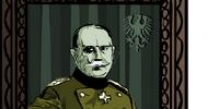 Professor Karl von Toten