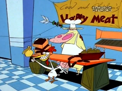File:Cow and Chicken's Happy Meat.png