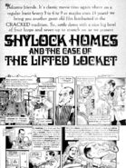 Shylock Homes and the Case of the Lifted Locket