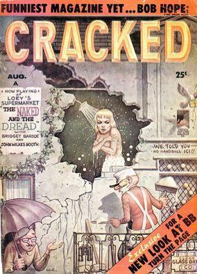Cracked No 10