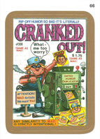 Cranked Out-gold