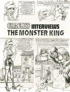 Cracked Interviews the Monster King