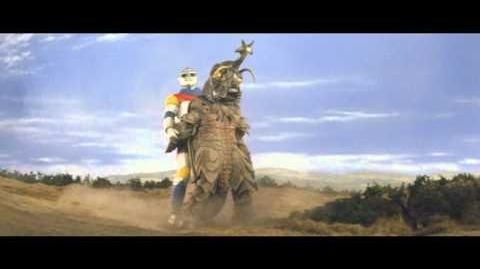 HD - (1973) Godzilla vs Megalon