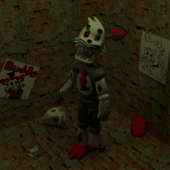 My favorite Buddy 3d modelled picture