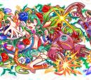Full-bloomed Goddess Aphrodite