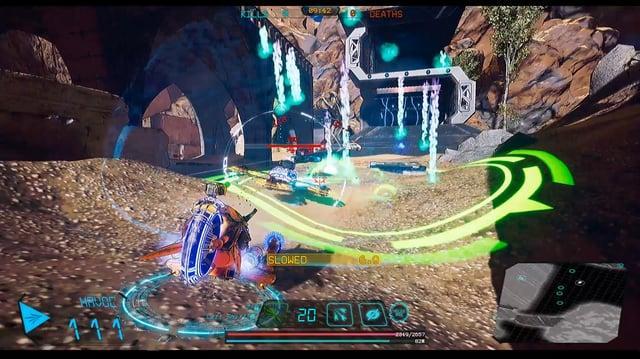 Cicuma Pulsatrix Gameplay Preview