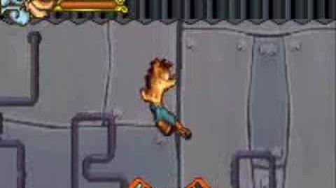 Crash Of The Titans GBA Final Boss Cortex Ending