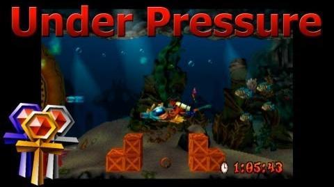 Under Pressure - Platinum Relic - Crash Bandicoot 3 Warped - 105% Playthrough (Part 29)