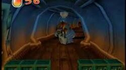 Twinsanity chase sequence
