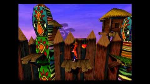The Great Gate - Clear Gem - Crash Bandicoot - 100% Playthrough (Part 29)