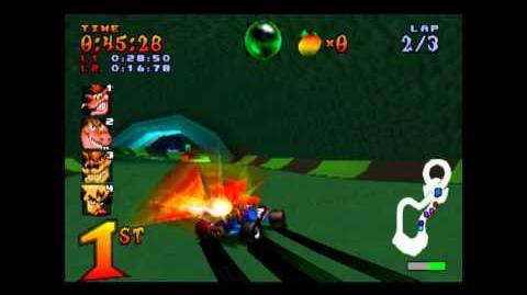 Roo's Tubes - Trophy Race - Crash Team Racing - 101% Playthrough (Part 2)