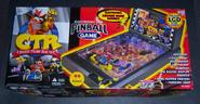 Crash Team Racing Pinball