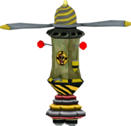 Crash Bandicoot The Wrath of Cortex Tornado Generator