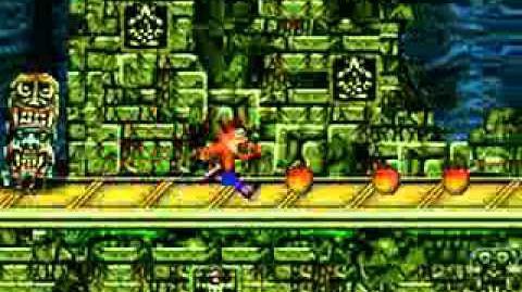 Crash Bandicoot XS 101% & All Platinums Part 16 (Down The Hole)