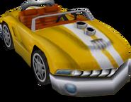 Crash Tag Team Racing Yellow Horde
