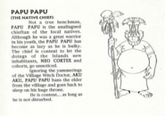 Papu Papu Bio Concept
