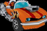 Crash Tag Team Racing Crster