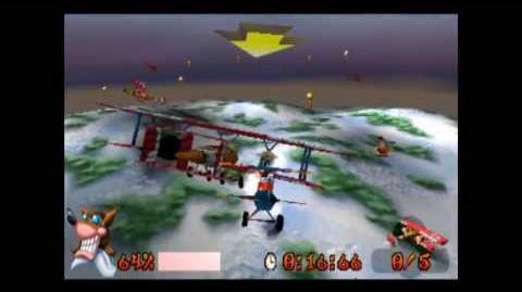 Mad Bombers - Platinum Relic - Crash Bandicoot 3 Warped - 105% Playthrough (Part 57)