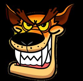Tiny Tiger Icon Crash Bandicoot N. Sane Trilogy