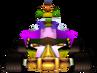 CTR Komodo Joe In-Kart (Front)